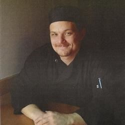 Chef Richard Bishop