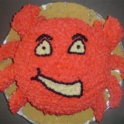 Butter Cream Icing - Crab Cake