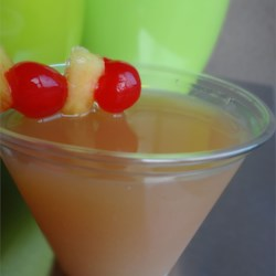 Punch Recipe - Get Fruity! This is an simple to make and very tasty punch.