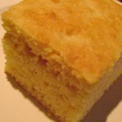 Sweet Corn Bread Recipe and Video - This corn bread goes well with just about anything. I always make it when we have chili. The sour cream makes it nice and moist.