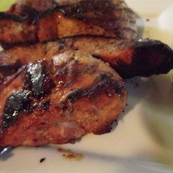 Glazed Country Ribs Recipe - Ribs are marinated in a pineapple juice, white wine and Worcestershire sauce mixture, then grilled to desired doneness.