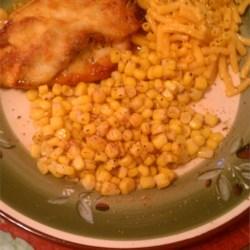 Cajun Grilled Corn