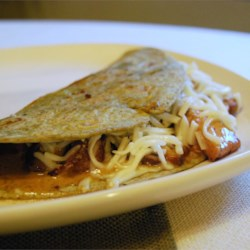 Carbonara Quesadillas