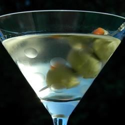 Vodka Martini Cocktail Recipe - Vodka replaces gin in this variation of the classic martini. Shake until ice cold and serve up in a chilled martini glass.