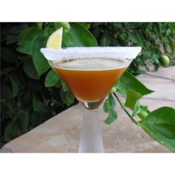 Earl Grey Martini Recipe - This 'martini' is perfect for fans of Earl Grey tea!