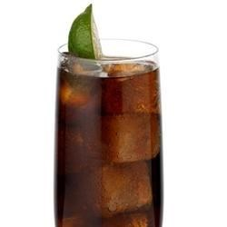 Lime Cola Recipe - A simple combination of cola and limeade makes a refreshing beverage.