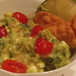 My Ultimate Guacamole Recipe - This guacamole recipe has an added twist of cottage cheese in the mix. Serve with a sturdy tortilla chip!