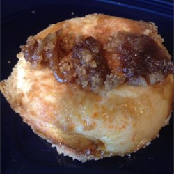 Monkey Bread with Butterscotch Pudding