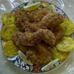 Citrus Fried Chicken (Pollo Frito con Limón)