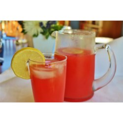 Watermelon Lemonade Recipe - Classic lemonade meets freshly pureed watermelon in this refreshing summer drink.