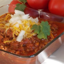 Just Plain Ol' Chili