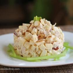 Chicken Almond Salad