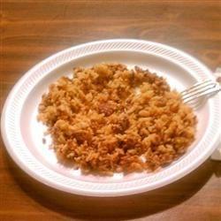 Greek Rice (Yemisee)