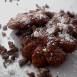 Chocolate Doodles Recipe - This recipe makes basic chocolate cookies in a quick and easy manner.