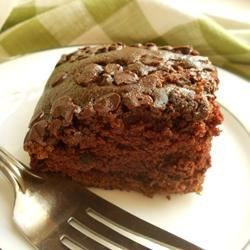 "Chocolate ""Lunchbox"" Snack Cake"