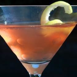 Limontini Recipe - Limoncello (the Italian lemon liqueur), vanilla vodka, and pomegranate juice give this variation of a classic martini a smooth, delightful taste and pretty color.