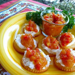 Mango Chutney on Town House Toppers