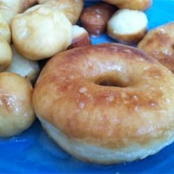 Crispy and Creamy Doughnuts Photos - Allrecipes.com