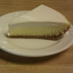 sour cream creamcheese pie