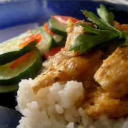 Loquat Chicken Recipe - A fruity, tangy sauce made from loquats dresses up a simple recipe for pan-fried chicken breasts. The sauce would work well with pork, too.