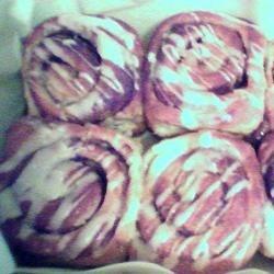 2nd batch of Buttermilk Cinnamon Rolls
