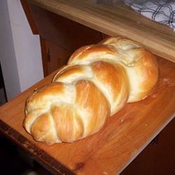 Bread Machine Challah I