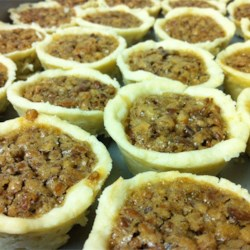how to make starbucks pecan tarts