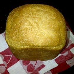 Dr. Michael's Yeasted Cornbread Recipe - Simply pour the cornmeal, bread flour, yeast and a few remaining ingredients into the bread machine and let it take care of the rest.  Just be sure you take the credit for the great taste.