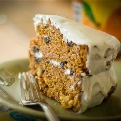 Best Carrot Cake Ever Recipe - A moist and flavorful recipe that makes a large carrot cake fit for a crowd.