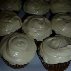 Pumpkin Ginger Cupcakes with Cream Cheese Frosting