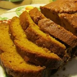 Pumpkin Spice Bread Recipe - Reminiscent of pumpkin pie, but without the crust, this pumpkin spice bread is sweet, spicy, and extra moist.