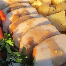Maple-Garlic Marinated Pork Tenderloin