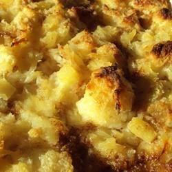 Baked Pineapple II