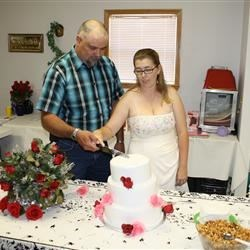my wedding day to the man of my dreams