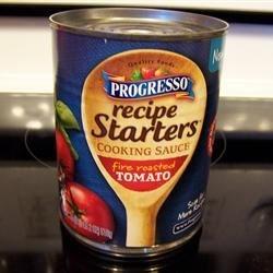 Progresso - Recipe Starters - Fire roasted tomato
