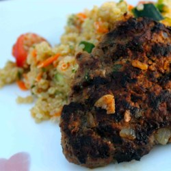 Kofta Recipe - Kofta is a popular dish made from grilled ground beef that is served throughout the Middle-East. This is a wonderful and simple version I picked up in Egypt. A great accompaniment is saffron rice.