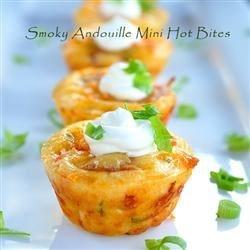 Smoky Andouille Mini Hot Bites
