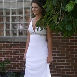 Granddaughter #1 THE BRIDE