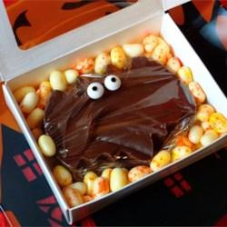 Dark Chocolate Fudge Batty :)