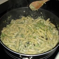 Penne with Chicken and Broccoli