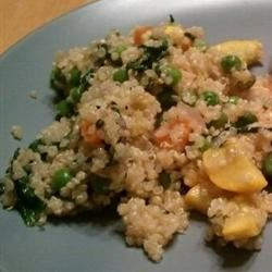 Quinoa & Vegetable Salad