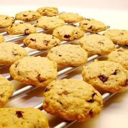 Dark chocolate chip oatmeal cookie recipe