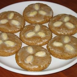 Holiday Lebkuchen (German Spice Cookies)  Recipe - These authentic German cookies are spiced with cinnamon, cardamom, ginger, and cloves. Dried apricots and dates keep them moist and sweet.