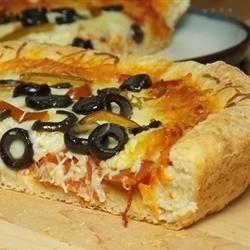 1 Dish Pepperonie Pizza Bake