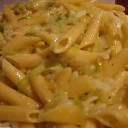 Cabbage and Pasta