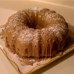Mother's Applesauce Cake Recipe - This is a good old-fashioned applesauce cake. It will fill your house with the spicy fragrance of fall.