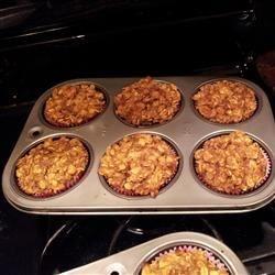 Banana Pumpkin Nut Muffins