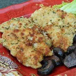 Walnut-Tarragon Chicken Tenders