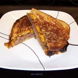 Beef Patty Melt