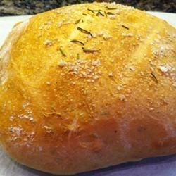 Jo's Rosemary Bread (baked in the oven)